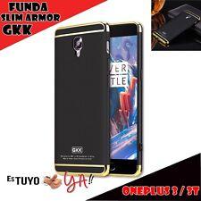Funda neo hybrid para Oneplus 3 / 3T marca GKK ultra slim, negro