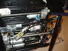 Dopo elettrici sedili degli armamenti BMW e46 COUPE BERLINA Compact sedili in pelle m3