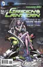 GREEN LANTERN #7 Variant New 52 1:25 DC Comics 1st Print Near Mint to NM+
