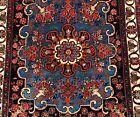 A pair of Bidjar pushti carpets.