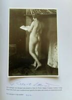 2000 Norman Lindsay SIGNED 1st The Photographs PRISTINE w an ORIGINAL PHOTOGRAPH