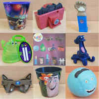 McDonalds Happy Meal Toy 2018 Hotel Transylvania 3 Film Plastic Toys - Various