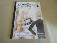 New Yorker Magazine Oct 17 2011 Free Domestic Shipping