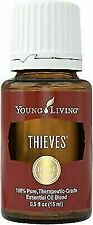 Young Living Thieves Essential Oil 15ml New & Sealed