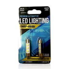 6000K White 212 Festoon LED Dome Map Interior Lights bulb Lamp 211-2 212-2 4pcs