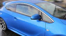 Opel Astra GTC J.MK6 Windabweiser 2 Stück Vordersitz - innen für (18045)