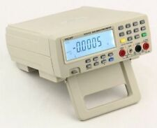 VICI Digital Multimeter VC8145 Bench Top Voltmeter PC DMM 80K Digit Cap