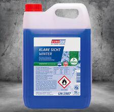 5 Liter EUROLUB Scheibenfrostschutz Winter Konzentrat bis -60°C 5L 803005