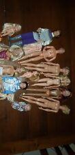 Lotto 15 bambole, Barbie Winx Ken Shelly, Mattel