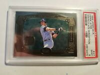 1999 Upper Deck  Derek Jeter Immaculate Perception #I27 New York Yankees PSA 9