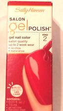 Sally Hansen Salon Gel Polish - Cherry Balm - #330