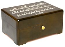 Collection Reuge Music Box I. Paderewski 1860-1941 Menuet Switzerland