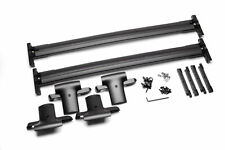 Roof Luggage Carrier Cross Rail-Mounted - Luggage Cross Rails - Black GM OEM