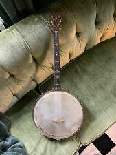 Orpheum No. 1 Pre-War Tenor Banjo