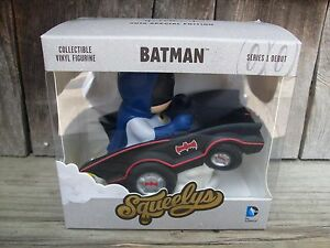 Hallmark DC Comics 2016 SDCC EXCLUSIVE Squeelys Batman 1966 66 Batmobile Car LE