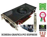 SCHEDA GRAFICA PCI EXPRESS   512 MB GF 7900 DUAL-DVI TVO NVIDIA GEFORCE GAIWARE