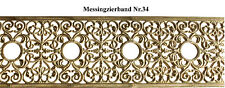 Messingzierband,Schmuckband,Zierband Nr.34