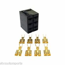 Carling Rocker Switch Wiring Connector Kit - 1 Qty