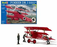 04744 - Revell Fokker Dr.1 'richthofen' 1 28