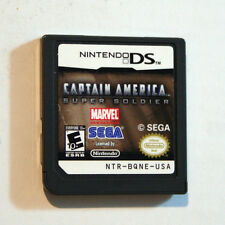 Captain America: Super Soldier (Nintendo DS) GAME CARTRIDGE ONLY - Tested