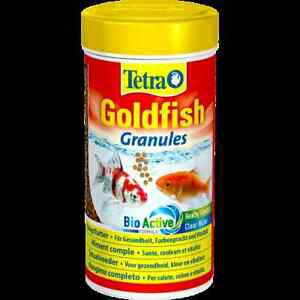 Tetra Goldfish Granules- Complete Floating Goldfish Food