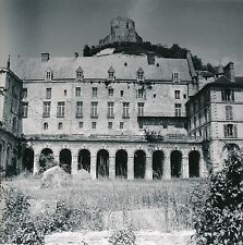 LA ROCHE GUYON c.1957 - Le Château Le Dojon  Val d'Oise  - DIV 9538