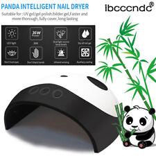 USB Charging Panda 36W LED UV Nail Gel Curing Lamp Dryer Machine Manicure Lamp