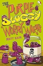 Quentin Quirk's Magic Works :Purple Sluggy Worry Warts, Matt Kain, New Book