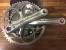 Shimano 105 Cranks 170mm Chainset 53-39 hollowtech FC-5501c Vintage eroica