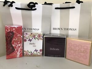 Ladies Perfume Joblot New-Sealed