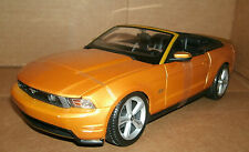 1/18 Scale 2010 Ford Mustang GT Diecast Metal Model Sports Car 1:18 Maisto 31158