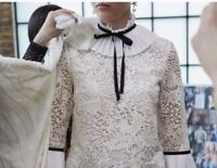 Erdem X H&M Lace Blouse - BNWT - UK SIZE 8