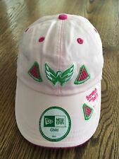 NHL Washington Capitals Baseball Hat Cap Kid Girls Youth Hockey Adjustable NWT