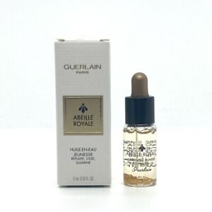 GUERLAIN Abeille Royale Youth Watery Oil 5 ml / 0.16 Oz Travel Size Bnew in box