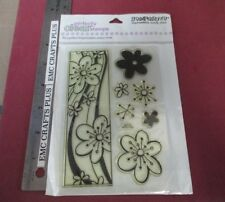 RETRO BORDER  CLEAR STAMPS ~ STAMPENDOUS