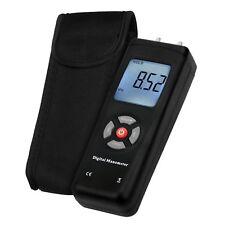 Digital Manometer Meter ±13.78kPa ±2PSI Differential Druck Messung Belüftung