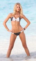 Multiple Sizes Cris Urena Swimsuit Model Sports Illustrated Bikini #3