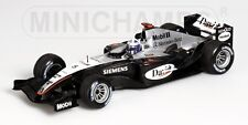 McLaren Mercedes MP4/19 D. Coulthard 2004 Formula 1 1:18 Model MINICHAMPS