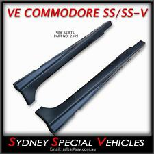 PAIR OF SS SV6 SIDE SKIRTS OR SILL COVERS FOR VE COMMMODORE SEDAN & SPORTWAGON