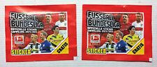 PENNY - 10 Sticker Bundesliga 2014 15 von TOPPS Deutschland, 2 Tüten - NEU + OVP
