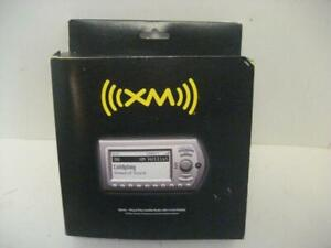 NEW Audiovox XMCK-10 XM Xpress Satellite Radio Car Mounting Kit FM Transmit NIB