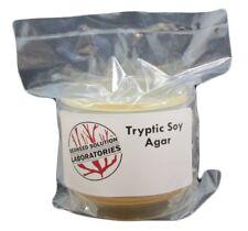 Sterilized Tryptic Soy Agar Tsa 5 100mm X 15mm Plates