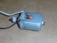 Scalextric modern Mabuchi motor, wires & pinion SUPERB spares also on buy it now