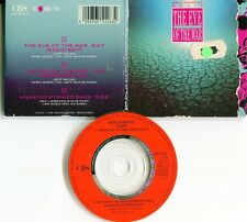 Ben Liebrand  3 INCH cd single   THE EVE OF THE WAR +2  © 1989 CBS 655126 3