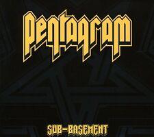 Pentagram - Sub-Basement (CD NEUF)