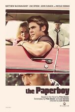 The Paperboy movie poster print : Zac Efron, Nicole Kidman : 11 x 17 inches