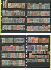 Large assortment of Mexico Revenues (Lot #MRa)