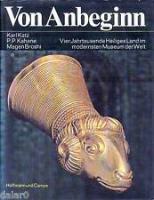 VON ANBEGINN von Karl Katz, Verlag 1968