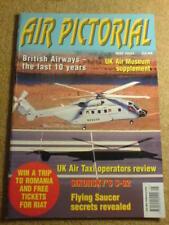 AIR PICTORIAL - SIKORSKY S92 - May 2001 Vol 63 # 5