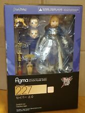 Max Factory Figma Fate Stay Night Saber 2.0 ABS PVC Action Figure 140mm